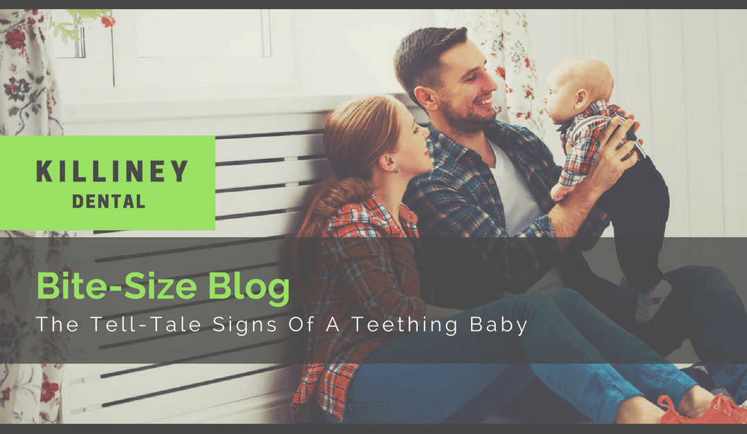 The Telltale Signs of a Teething Baby