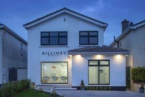Location of Killiney Dental