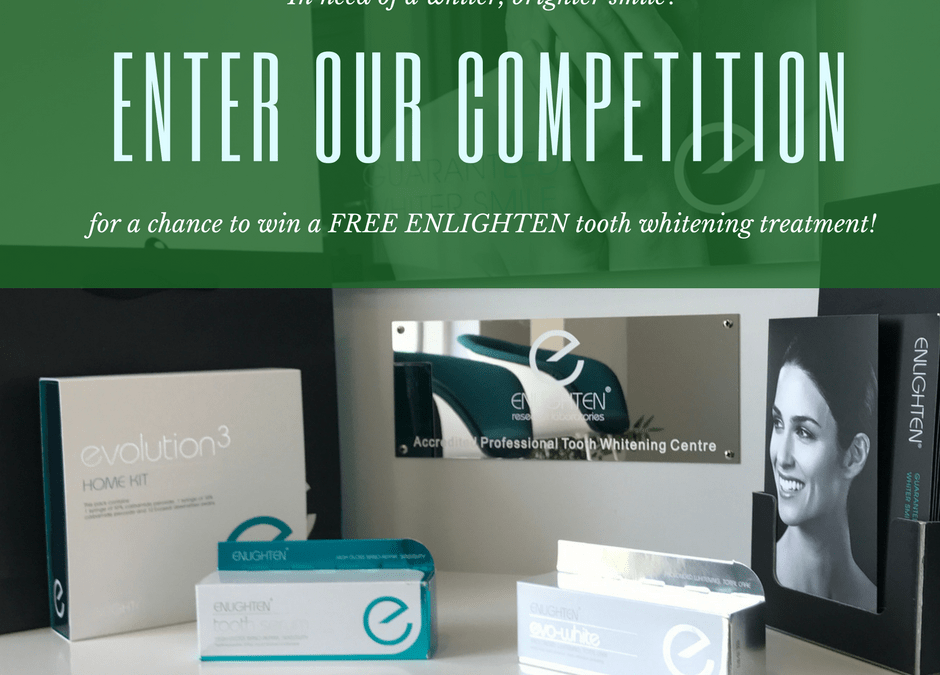 Tooth Whitening Competition
