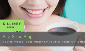 Teeth Whitening Aftercare